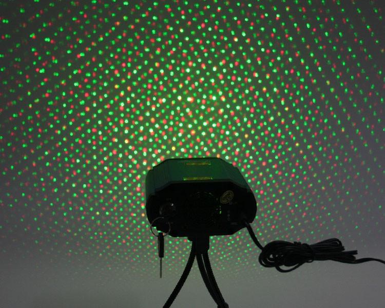 Micro Star Laser - Projektor Grün Rot  – Bild 4
