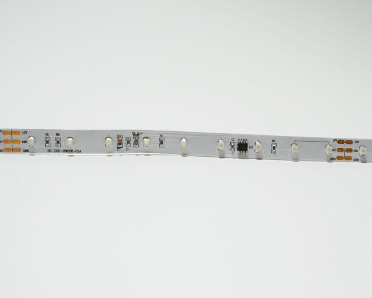 LED Streifen 5m | Digital Rot  | 12V 24W IP20 | 270 LEDs | dimmbar – Bild 2
