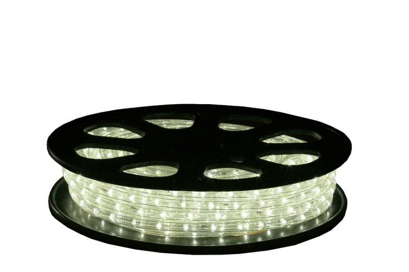 LED Lichtschlauch 12V Kaltweiß | Abschnitt 8,33cm | Ø 13mm