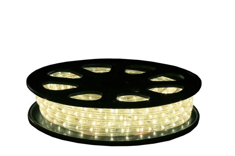 LED Lichtschlauch 12V Warmweiß | Abschnitt 8,33cm Ø 13mm