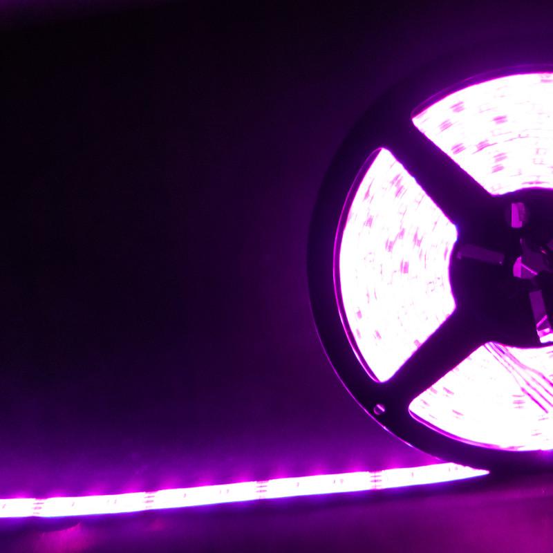 RGB Streifen 5cm | 14,4W/m | 12V IP44 | dimmbar – Bild 4
