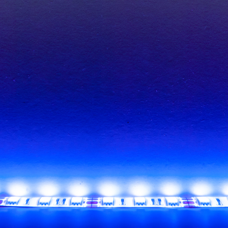RGB Streifen 5cm   14,4W/m   12V IP44   dimmbar – Bild 17