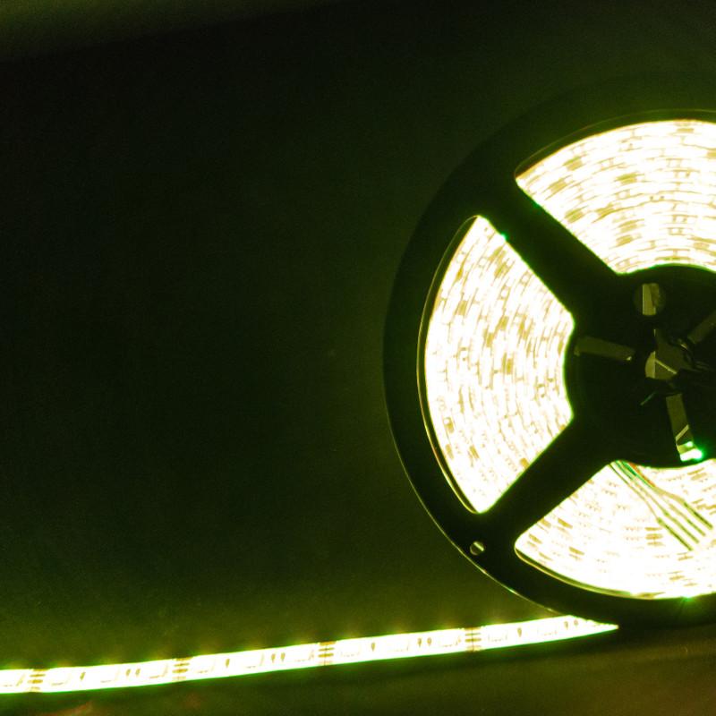 RGB Streifen 5cm | 14,4W/m | 12V IP44 | dimmbar – Bild 9