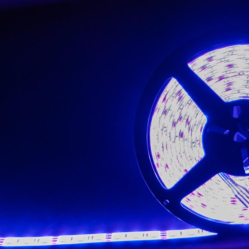 RGB Streifen 5cm   14,4W/m   12V IP44   dimmbar – Bild 12
