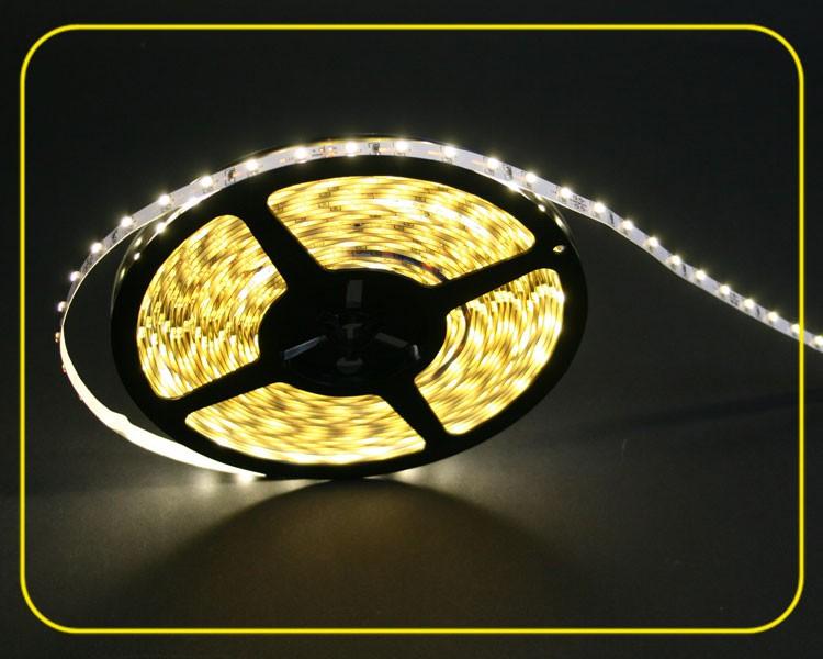 LED Streifen 10cm | Warmweiß  | 24V 0,48W IP20 | 6 LEDs | dimmbar – Bild 1