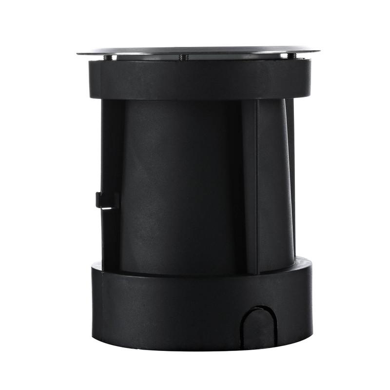 Runder Bodenspot Ø11cm für 50mm GU10 LED/ ohne Leuchtmittel – Bild 4