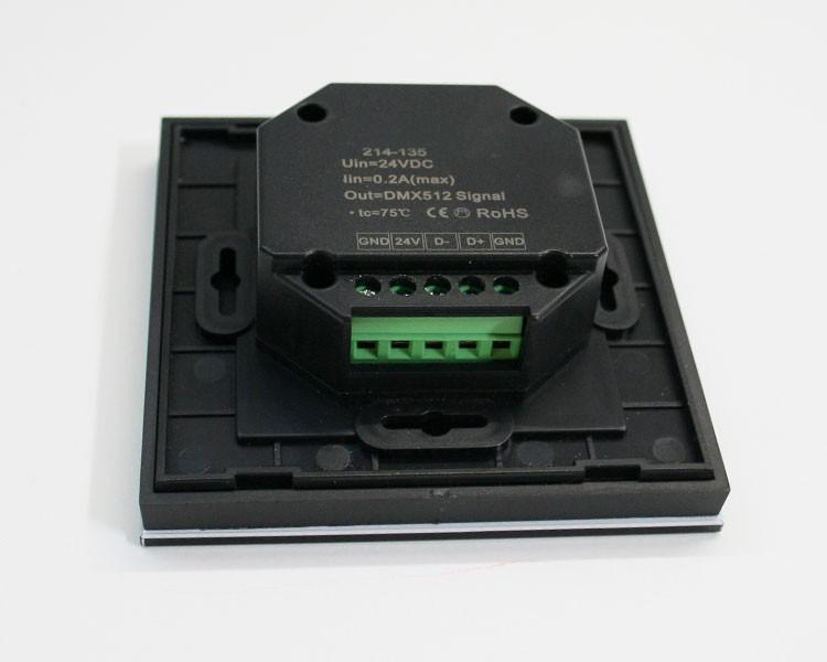 Pro Serie RGB DMX | Wandpanel | Touch controlling – Bild 2