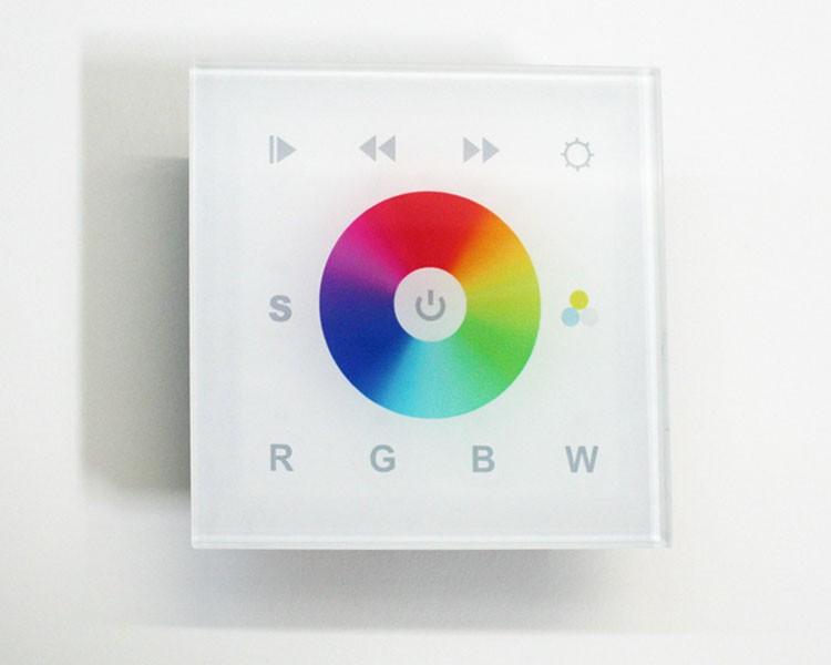 Pro Serie RGB | DMX | Wandpanel | Touch controlling – Bild 1