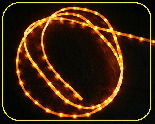 8,34cm = 3 LEDs 12 V Slim Line 3,5 x 5,5 mm gelb, 100 cm = 12 Einheiten à 8,34 cm  – Bild 2