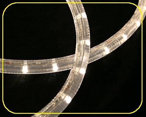 LED Lichtschlauch 24V Warmweiß | Abschnitt 33,3 cm – Bild 2