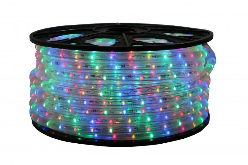 LED Lichtschlauch Premium Multi-Color | 50m Rolle – Bild 1