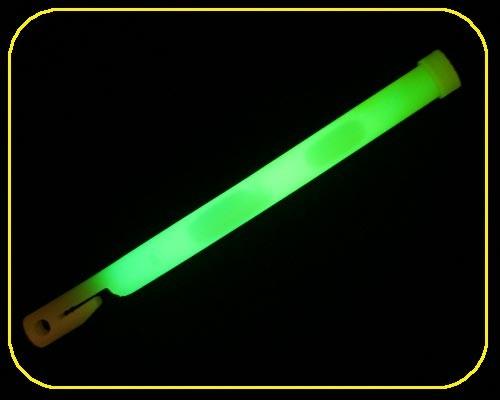 15cm Knicklicht Easy Light grün Ø 12 mm – Bild 1