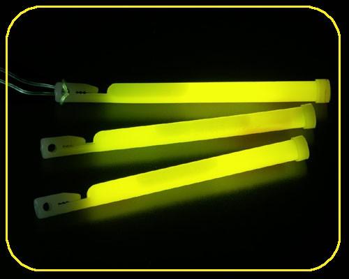 15cm Knicklicht Easy Light gelb Ø 12 mm – Bild 3