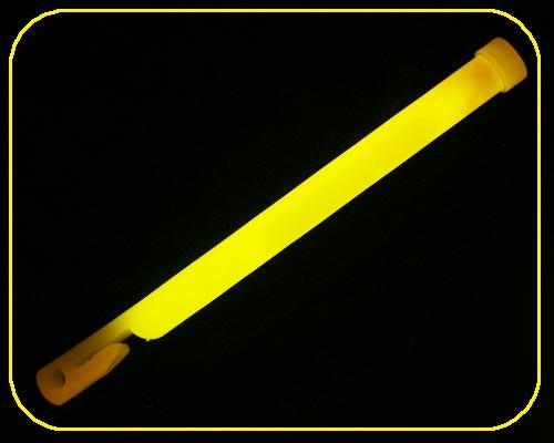 15cm Knicklicht Easy Light gelb Ø 12 mm