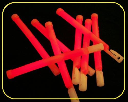 15cm Knicklicht Easy Light rot Ø 12 mm – Bild 2