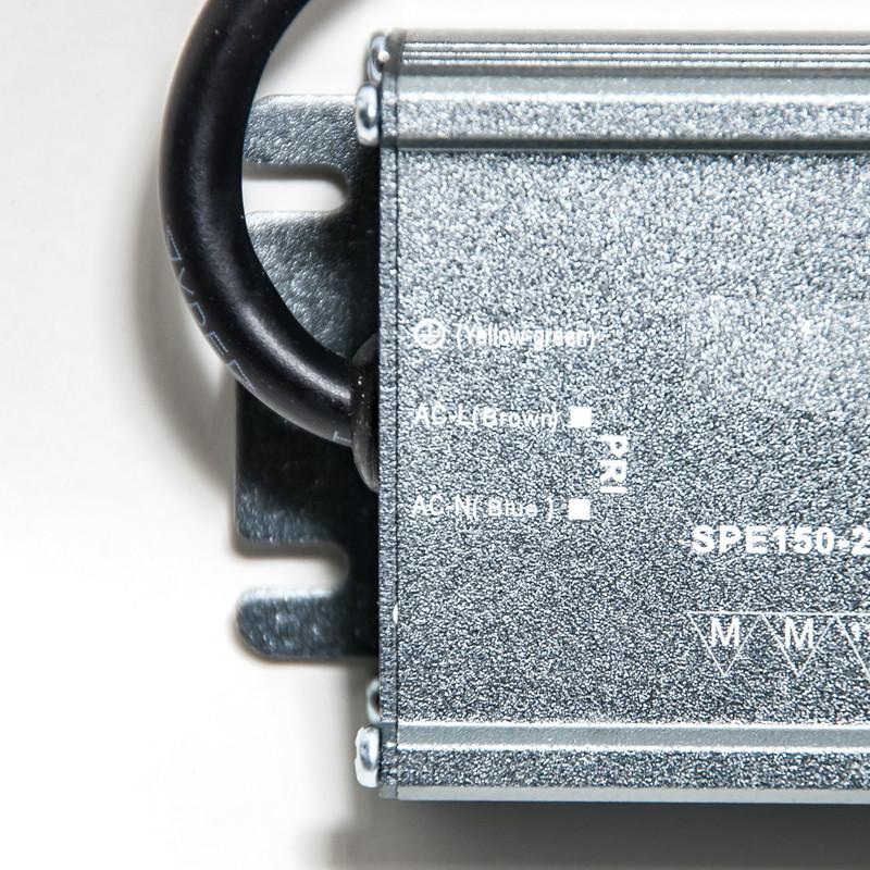 LED Schaltnetzteil MM 24 V - 150 W IP67 – Bild 3