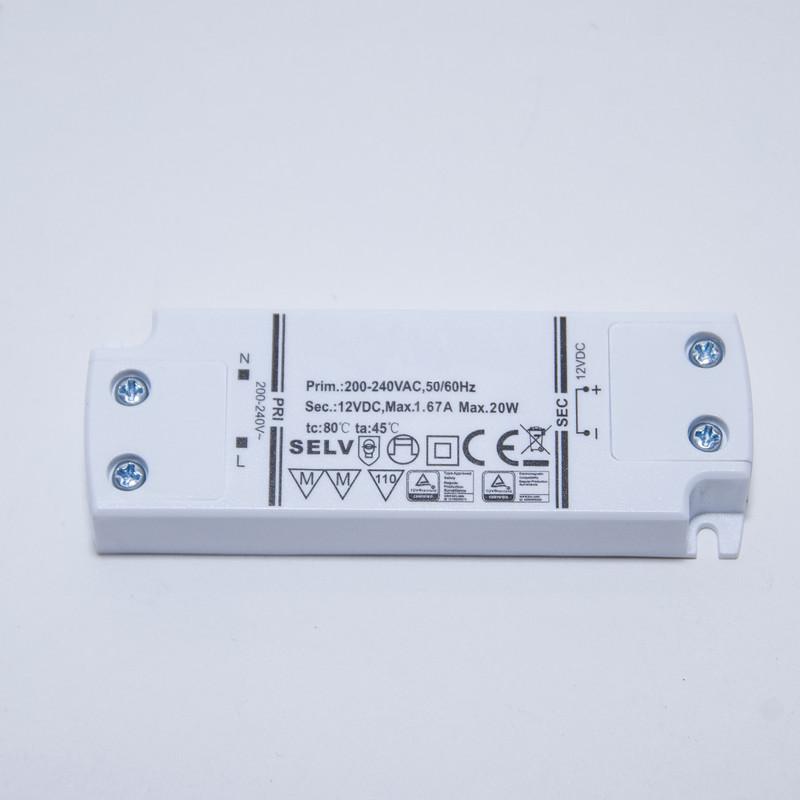 LED Schaltnetzteil MM | 12V | 20W | IP20 – Bild 2
