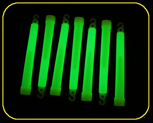 Knicklicht BIG Ø 17 mm Leuchtstab grün 15cm lang – Bild 4