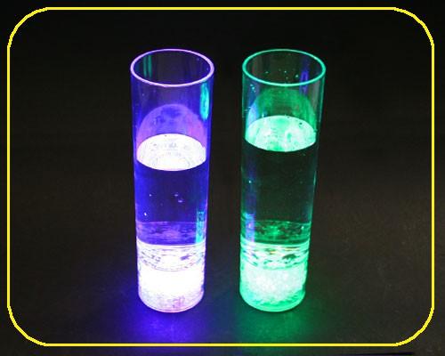 LED Longdrink PS-Glas RGB, 280ml/10 Oz, 8 Funkt. – Bild 3