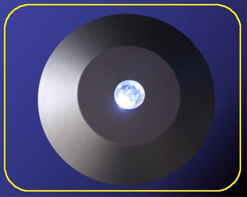 LED Untersetzer UFO Base, 5 Funkt. inkl.Batt. – Bild 3