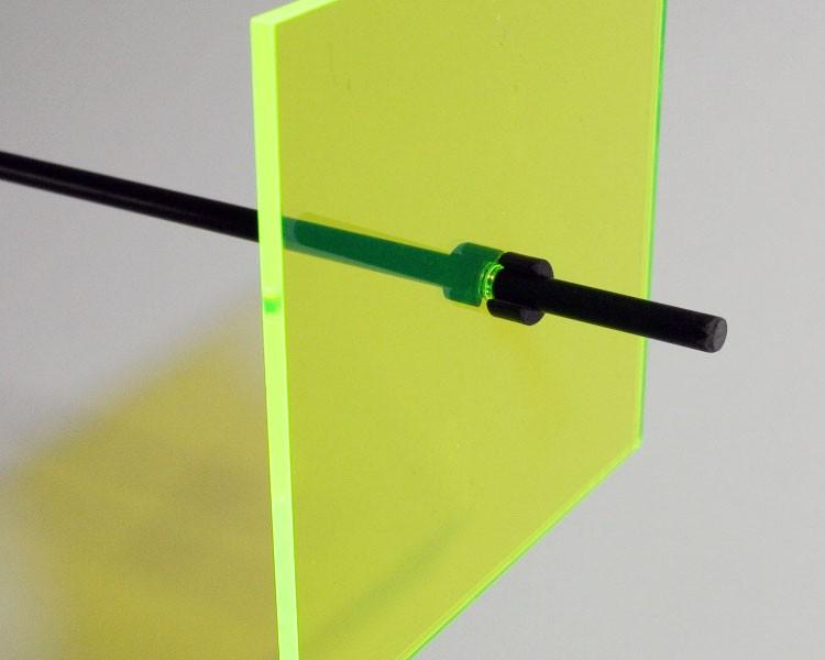 1 mtr GFK Schwingstab Ø 5mm ohne Stopper – Bild 1