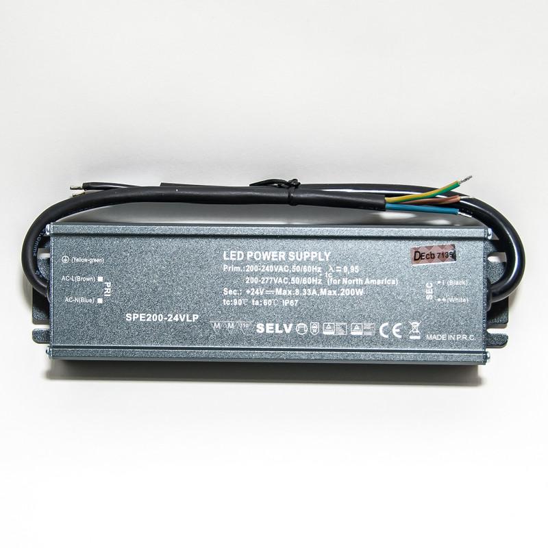 LED Schaltnetzteil MM 24V - 200 Watt IP67 – Bild 1