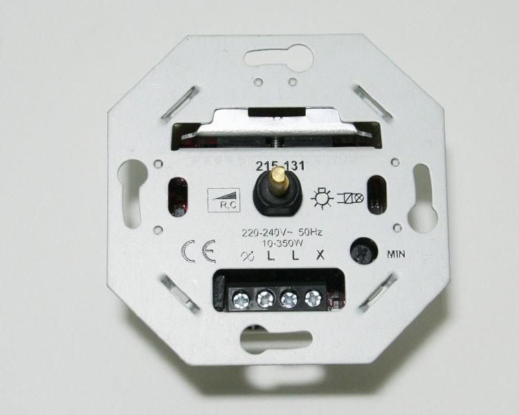 230 V LED Dimmer Universal 10 W ~ 350 W – Bild 1