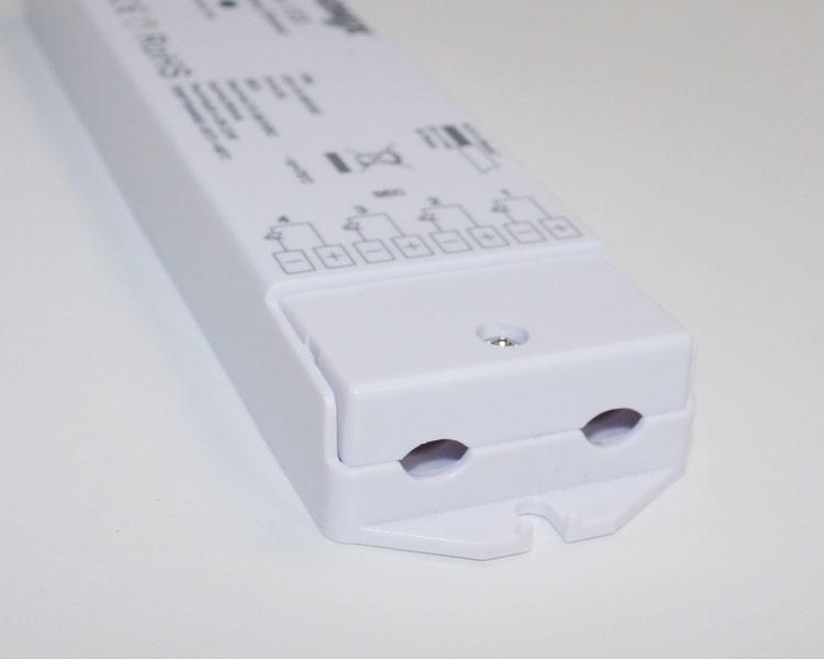 Dimmer Empfänger 350mA, 4 Kanäle, max. 4 x 12,6 Watt