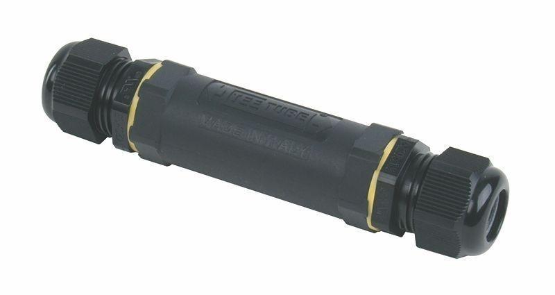 Outdoor Kabelverbinder 3x1,5mm² Schwarz - Kabelsystem