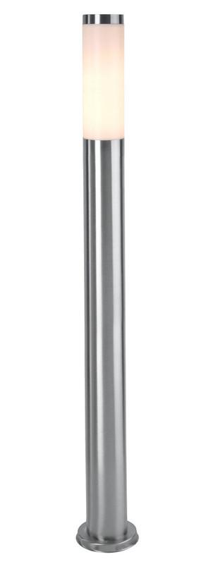 Stehleuchte, Nova, silber, 230V, 1x E27, max. 40W – Bild 1