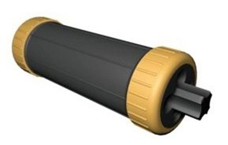 Outdoor Dosenmuffe Schwarz - Kabelsystem