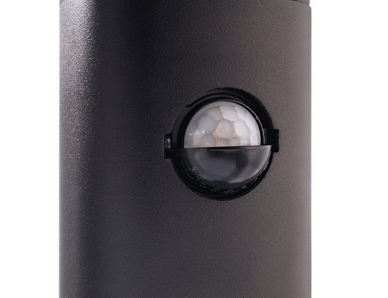 Beacon Motion anthrazit 120° 230V AC 6 W 290 lm 3000 K - Wandaufbauleuchte – Bild 2