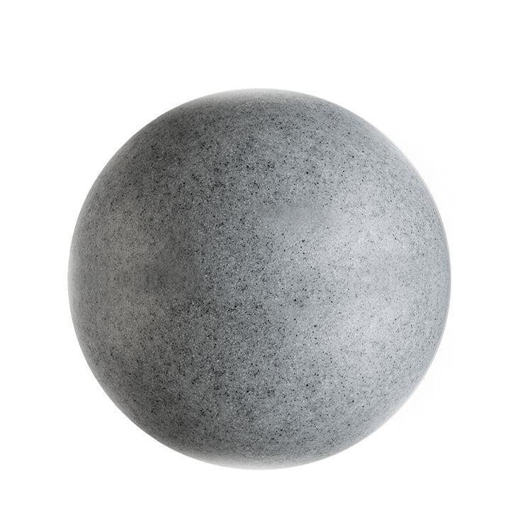 Kugelleuchte Granit 38 grau 230V AC 1x max. 42 W - Dekorative Leuchte – Bild 1