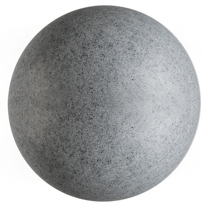 Kugelleuchte Granit 59 grau 230V AC 1x max. 42 W - Dekorative Leuchte – Bild 1