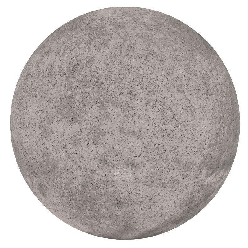 Kugelleuchte Granit 59 grau 230V AC 1x max. 42 W - Dekorative Leuchte – Bild 2