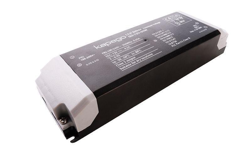 BASIC, Q3-12V-50W 4200 mA 12V DC Schwarz 230V AC 50 W - Netzgerät – Bild 2