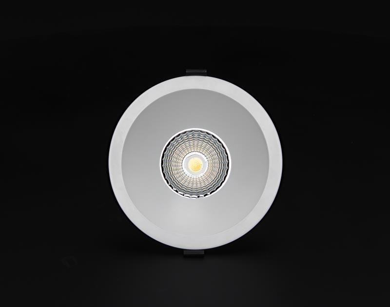 170 mm Einbauring für Modular Sytem COB Weiß 6° - Zubehör – Bild 4