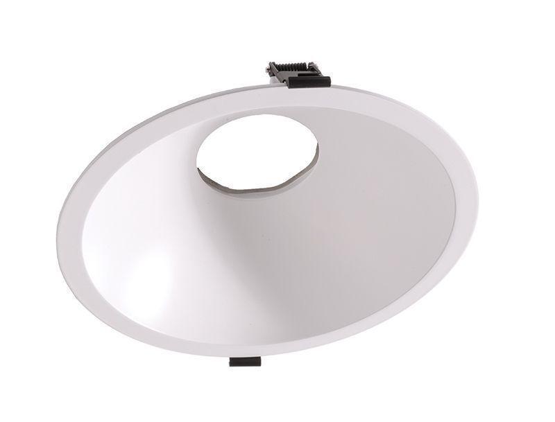 230 mm Einbauring für Modular Sytem COB Weiß 8° - Zubehör – Bild 1