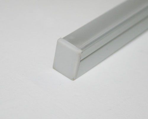 2 Endkappen für 126-249 Mini U-Profil 10x13mm  – Bild 5