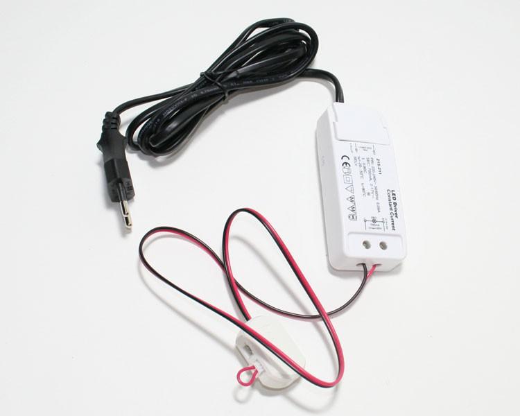 LED Netzteil 20W | 700 mA | IP20 | Nicht Dimmbar  – Bild 1