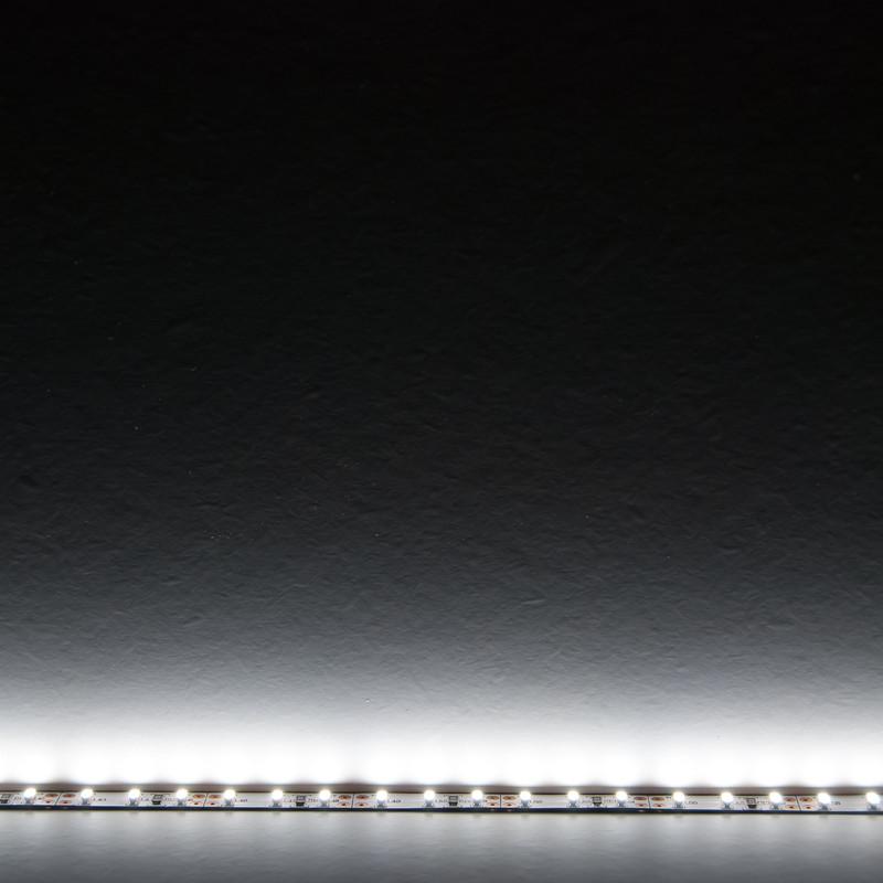 LED Streifen 5m | Kaltweiß  | 12V 72W IP20 | 600 LEDs | dimmbar | 6mm – Bild 3