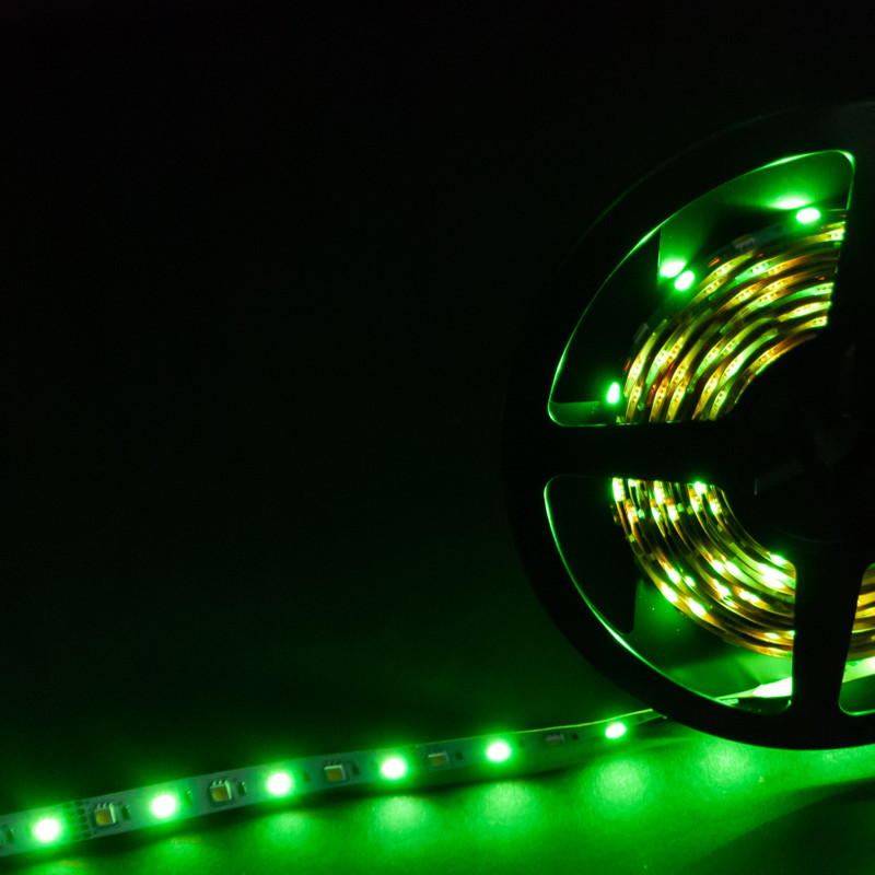 LED Streifen 10cm | RGB-W  | 12V 1,44W IP20 | dimmbar – Bild 6