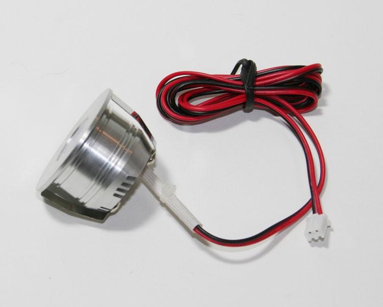 LED Einbaustrahler XP 2,5W | Warmweiß 3000K | 129lm | 700mA – Bild 2