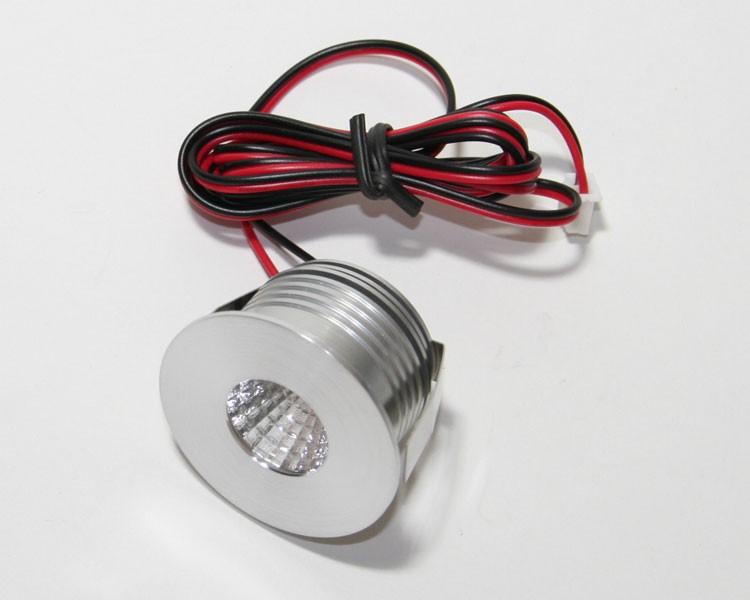LED Einbaustrahler COB 3,3W | 6500K | 300lm| 350mA | A+  – Bild 1