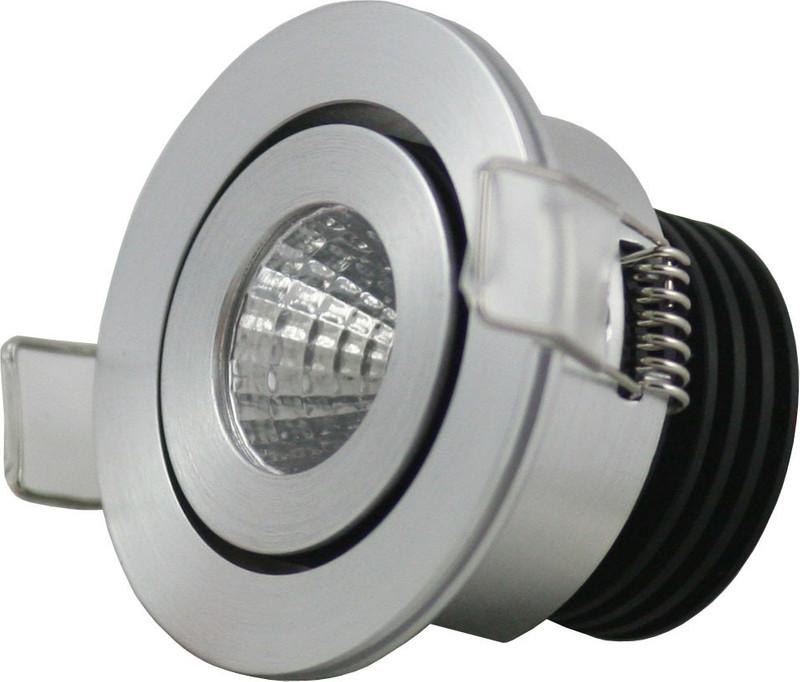 LED Einbaustrahler COB Downlight 3,3W | 3000K | 350mA | 300lm | Montagebügel