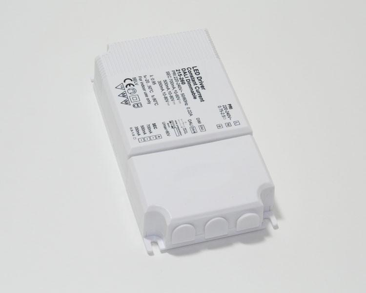 LED Netzteil 40W | DALI Dimmbar | 350-700 mA | IP20 – Bild 2