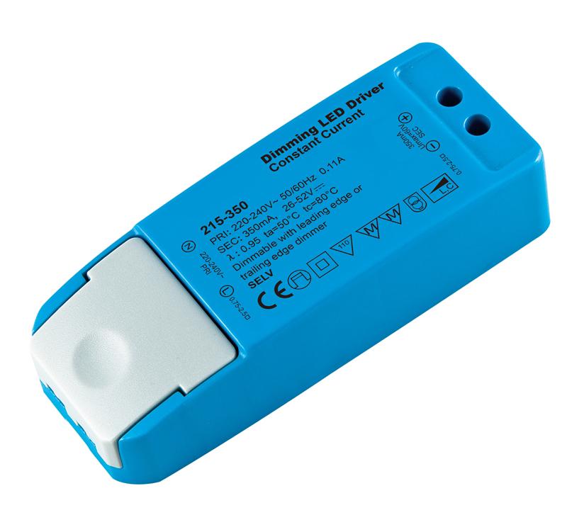 LED Netzteil 18W | TRIAC Dimmbar | Konstantstrom 350 mA | IP20 – Bild 1