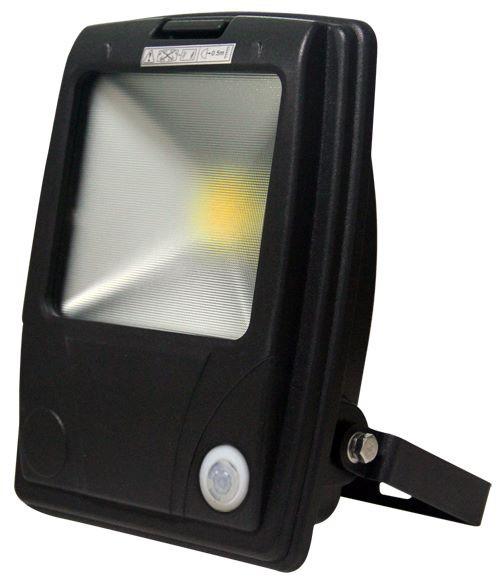 Slim LED Fluter 20W 230V + Sensor