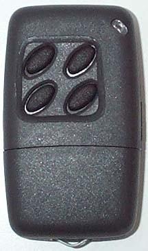 Set télecommande infrarouge, récepteur et émetteur