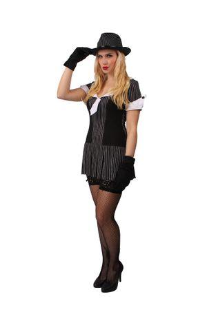 Sexy Schulmädchen oder Schuluniform als Faschingskostüm – Bild 3